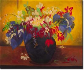 Blumenstrauss in 63x54cm