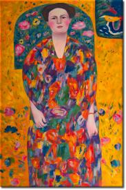 Bildnis Eugenia Primavesi in 64x94cm (Variante 01)