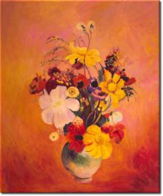 Blumenstrauss in 53x64cm
