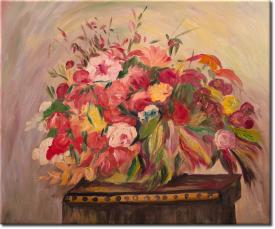 Stilleben mit Blumen in 64x53cm (Variante 04)